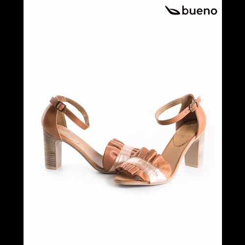 Bueno sandale 9N4300 COCONUT