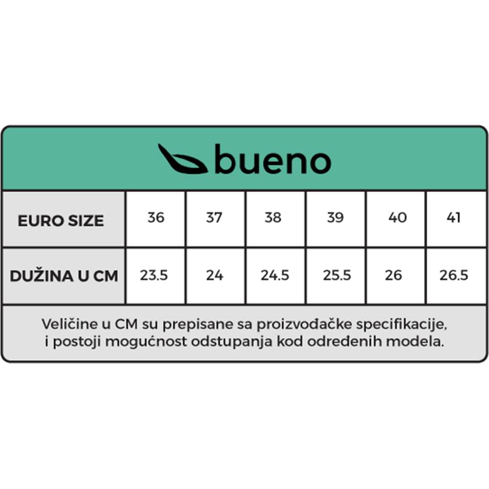 Bueno sandale 20WJ2122-MULTI 4 YELLOW
