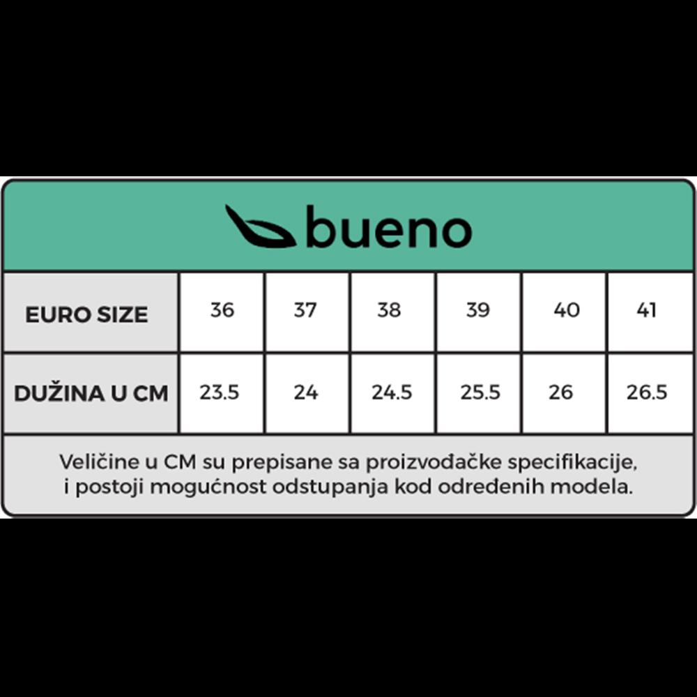 Bueno sandale 20WQ1005-IGUANA BEIGE