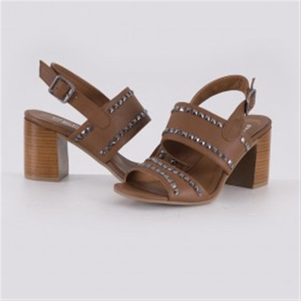 Pera Donna sandale 3143-740 BRAON