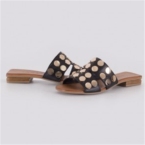 Pera Donna papuče 3038-1012 BLACK