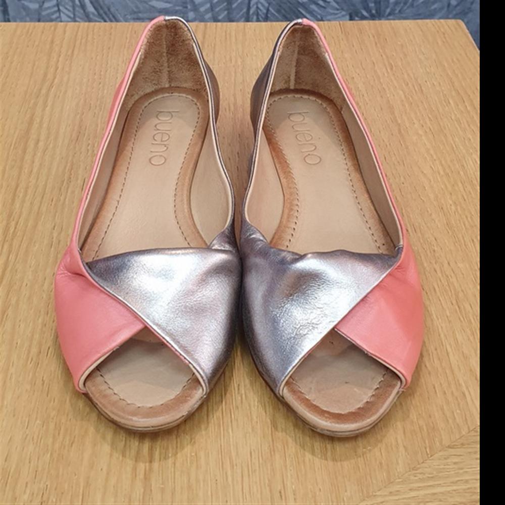 Bueno sandale 20WQ8000 ELEGANTINE