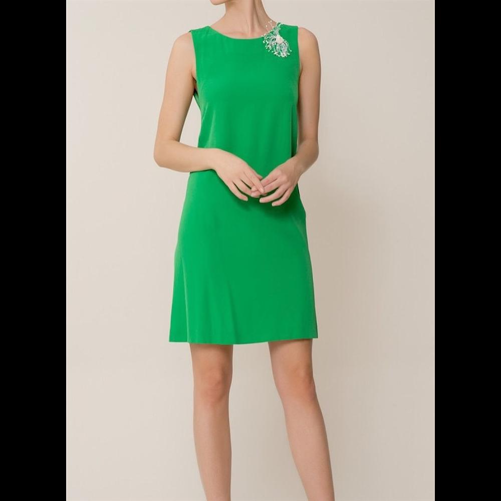Gizia haljina EW088 GREEN