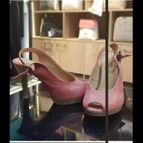 Bueno sandale 9N6901 RED SIMLI