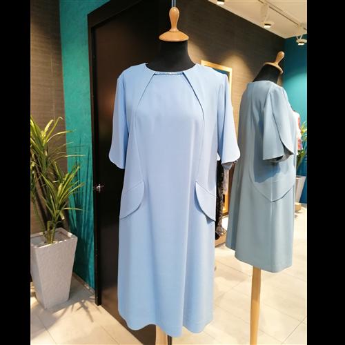 Gizia haljina 5Z094 BLUE