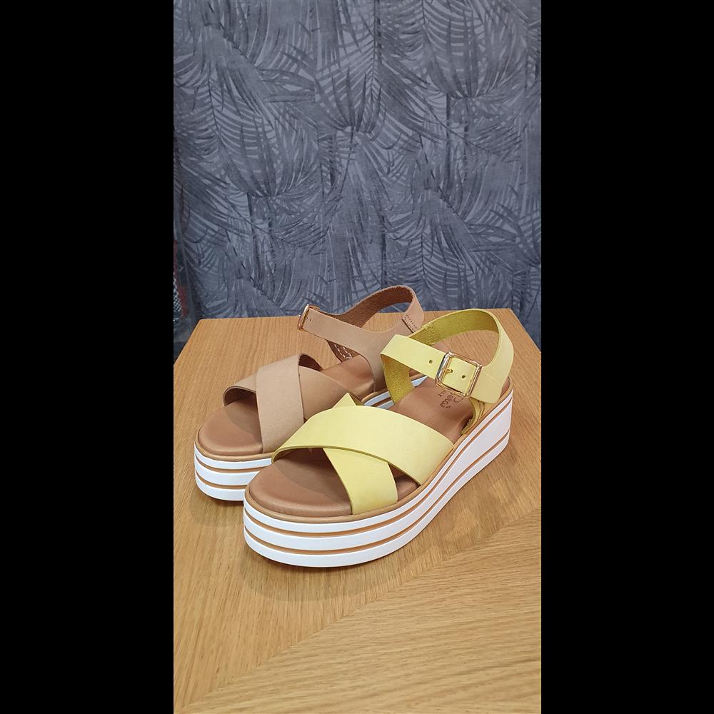 Pera Carlo sandale 4760 N.LIMONE