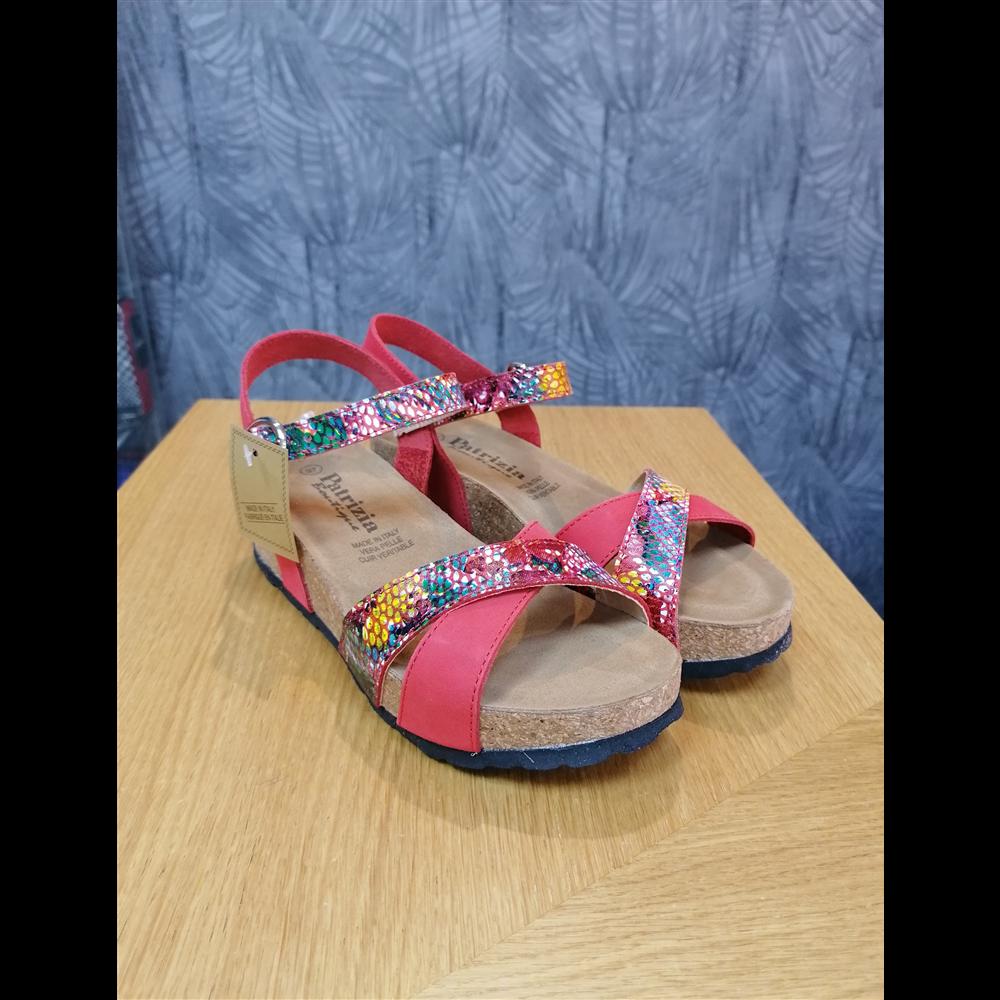 Patrizia sandale KI224 ROSSO/ROSSO