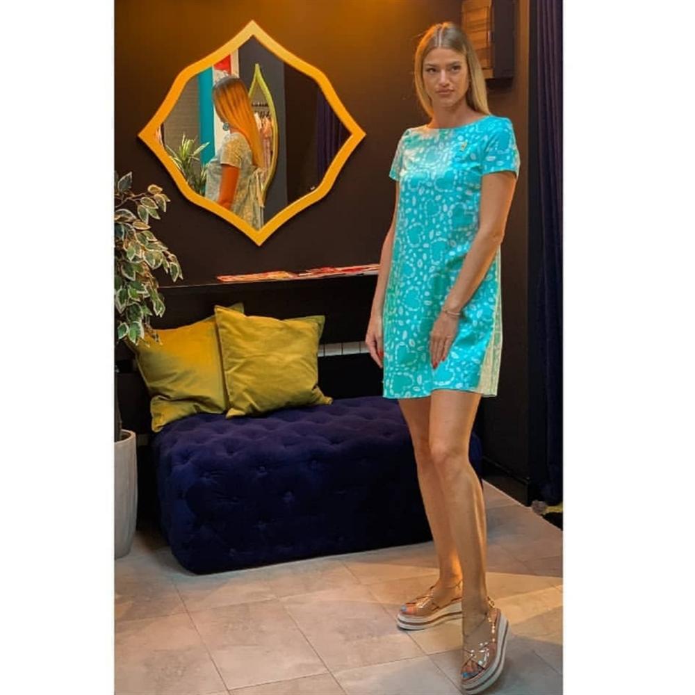 Kiwe haljina ZQ041 MINT