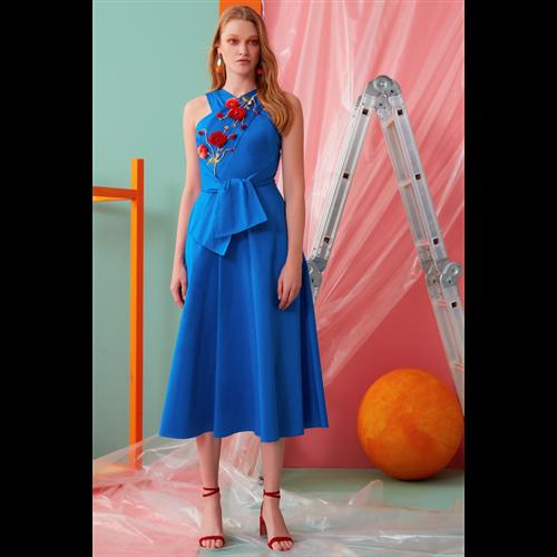 Gizia haljina EQ031 SAX