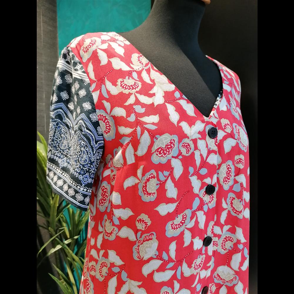 Kiwe haljina ZQ060 P.FLOWER