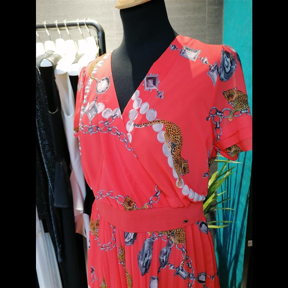 Kiwe haljina ZQ080 CORAL