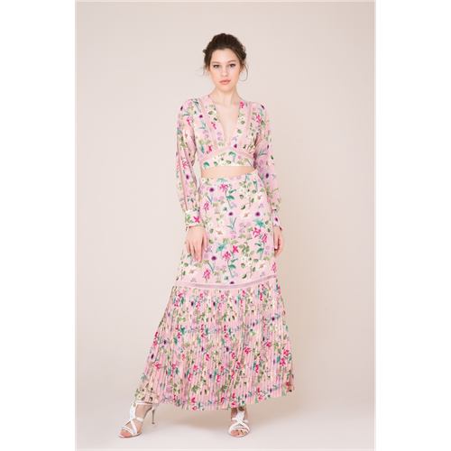 Gizia suknja CQ021 ROSE DRY