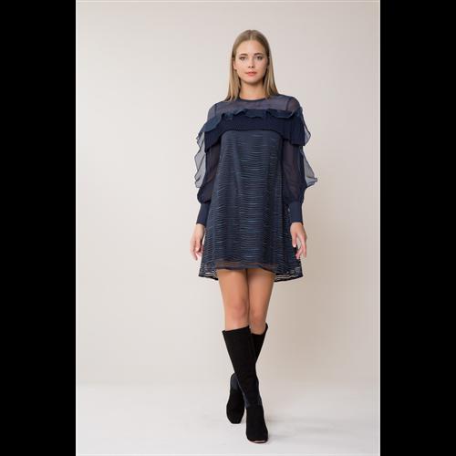Gizia haljina EX031 NAVY