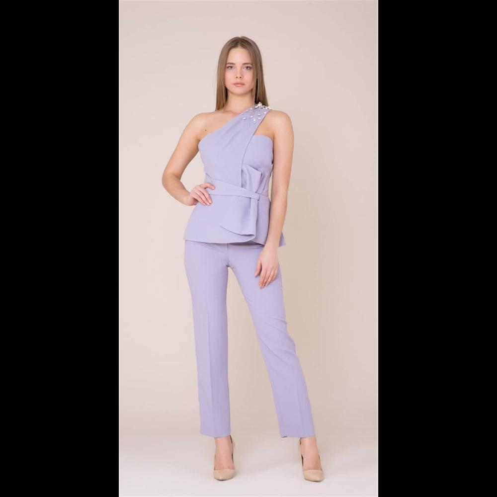 Gizia pantalone 1Q018 LILA