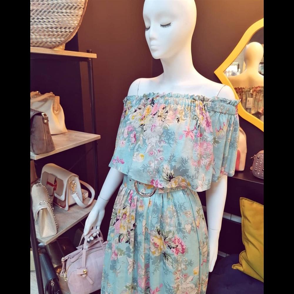 Ballary haljina LATISHA BLUE