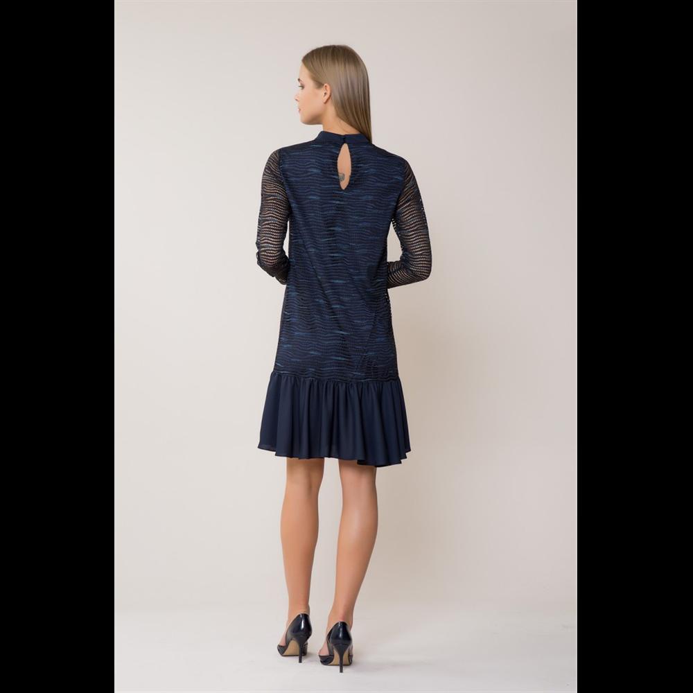 Gizia haljina EX073 NAVY