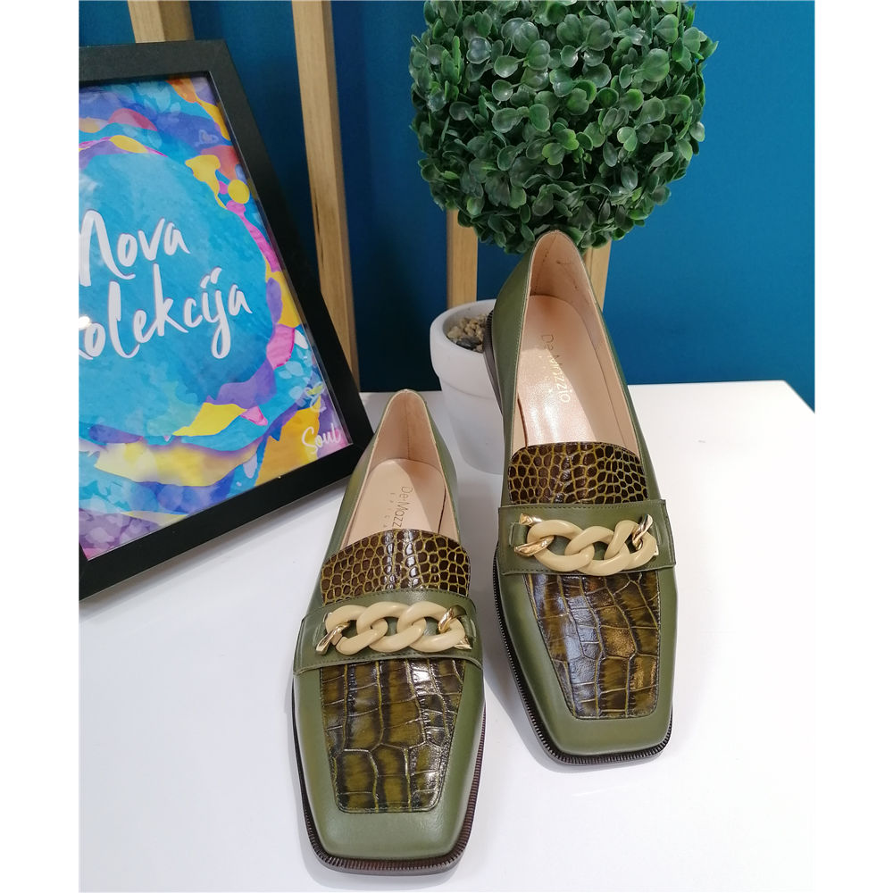 De Mazzio cipele 78201 KHAKI
