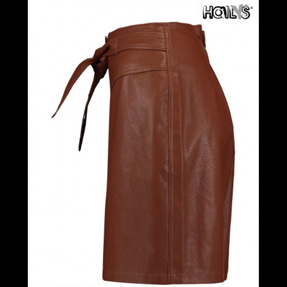 Hailys suknja LIA COGNAC