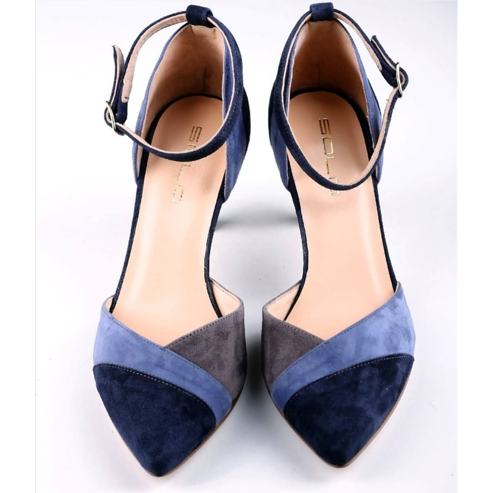 Solo sandale M2812 BLUE