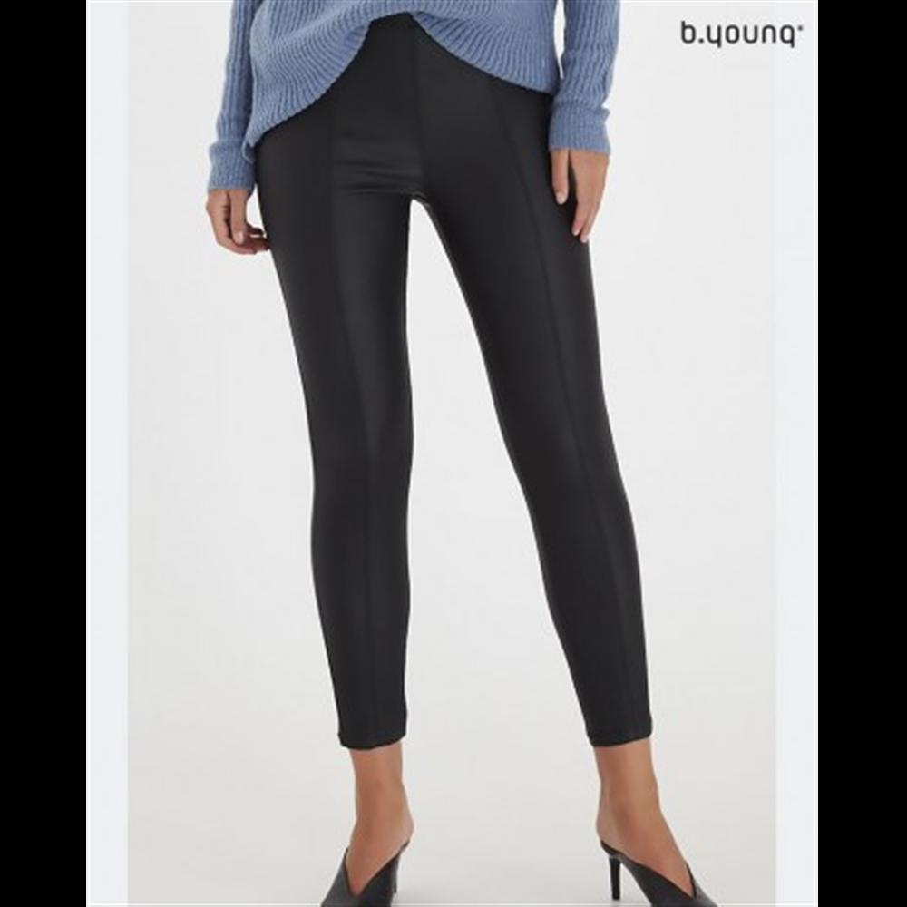Byoung pantalone  20808510 BLACK