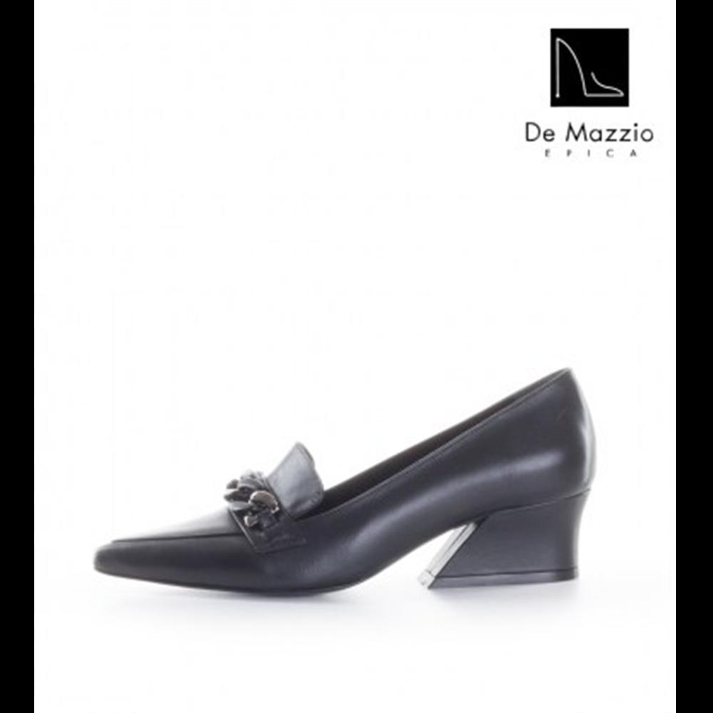 De Mazzio cipele 77017 BLACK
