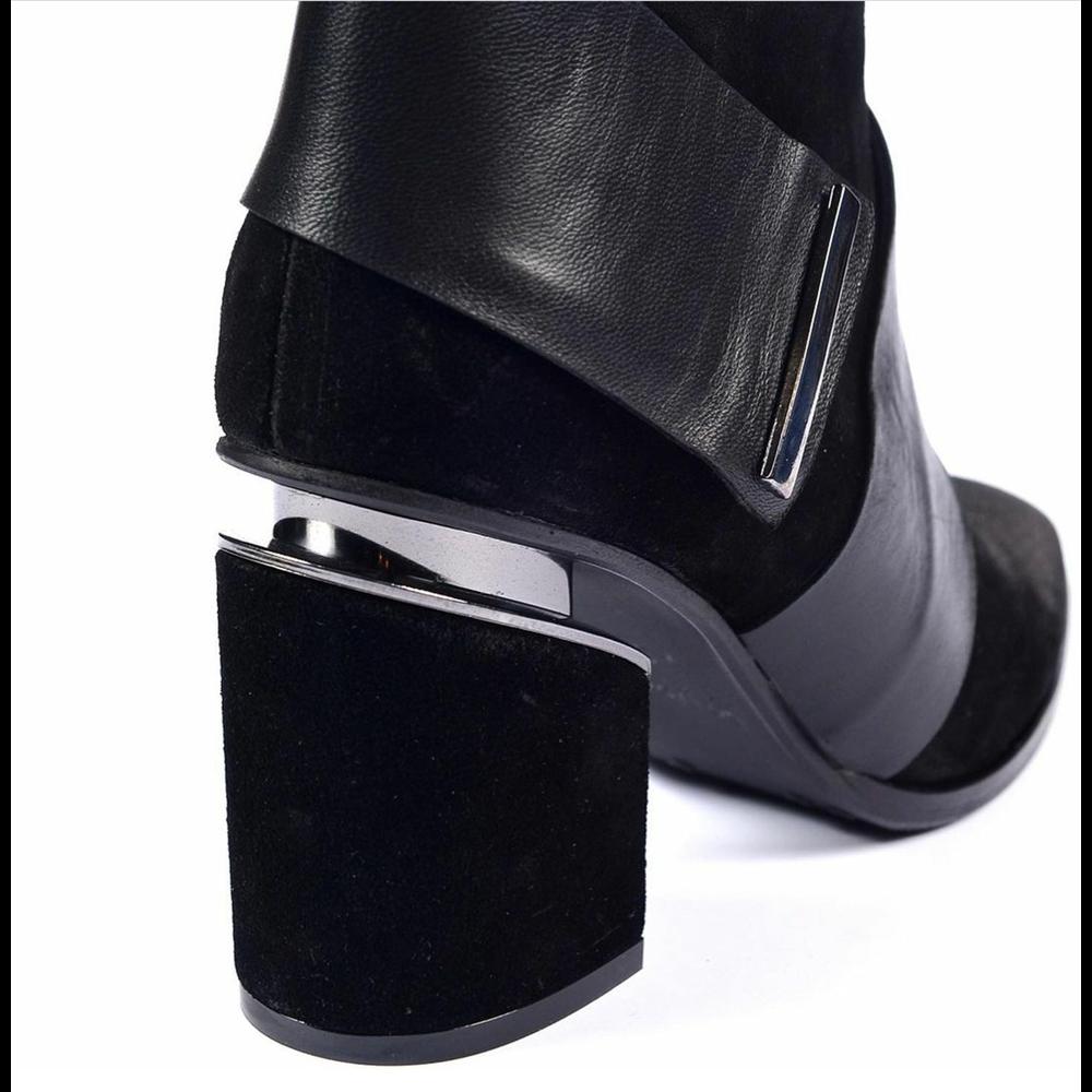De Mazzio čizme B73001 BLACK