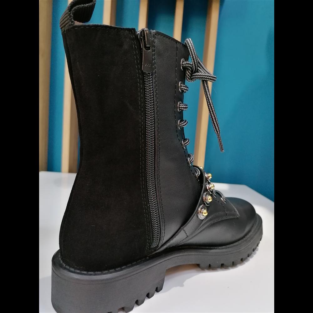 De Mazzio čizme B79302 BLACK
