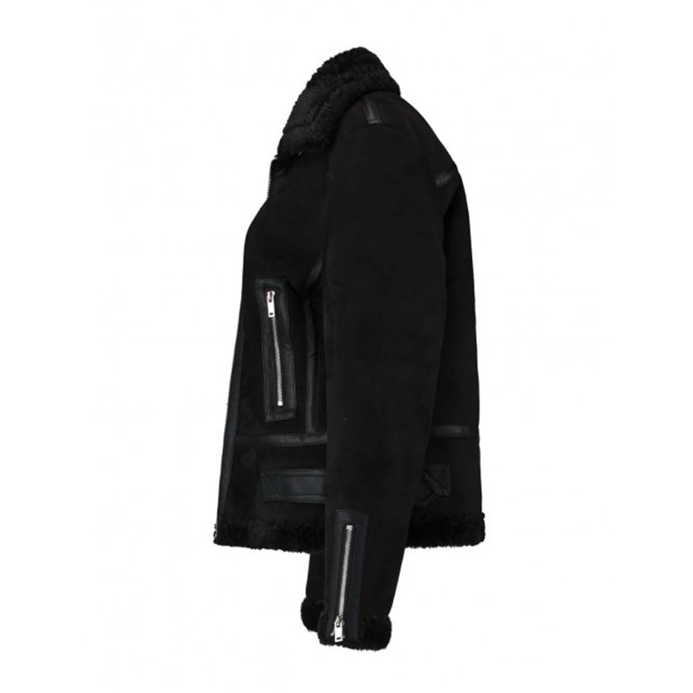Hailys jakna QUINN BLACK