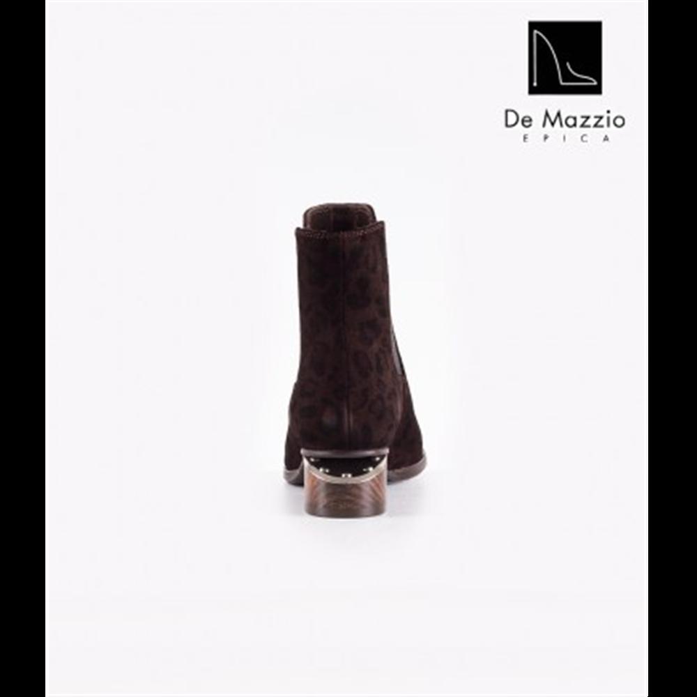 De Mazzio čizme B19100 BROWN LEOPARD