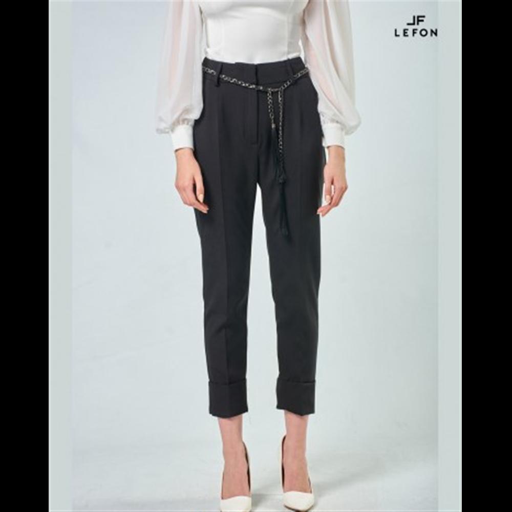 Lefon pantalone 030069 BLACK