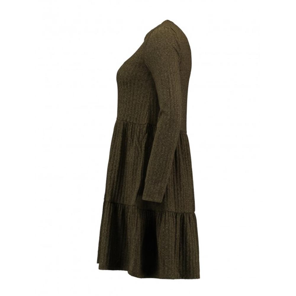Hailys haljina ALVA KHAKI