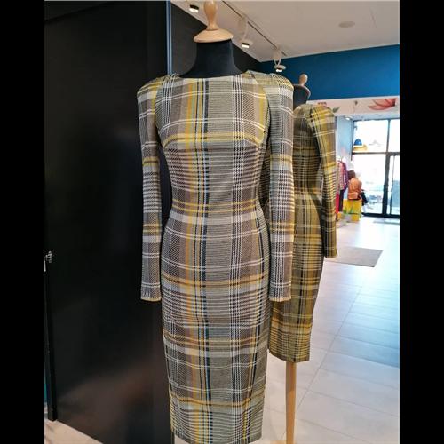 Ballary haljina NIALL ŽUTA