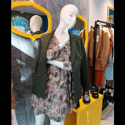 Hailys haljina VITA CAMEL
