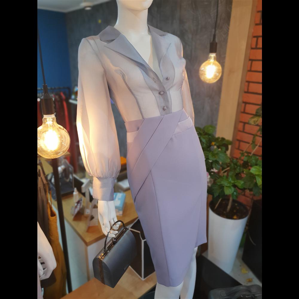 Gizia suknja 3Q026 LILA