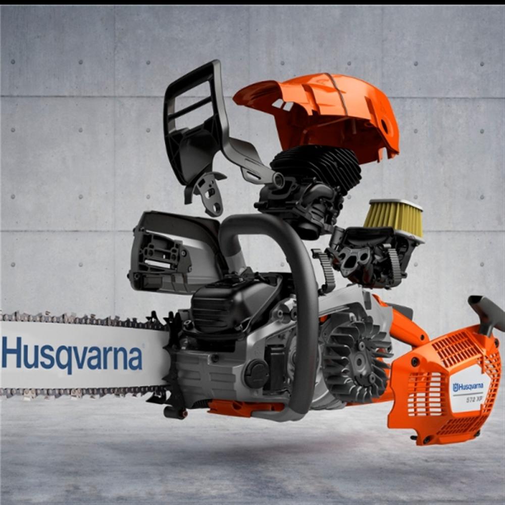 Motorna testera Husqvarna H 572 XP