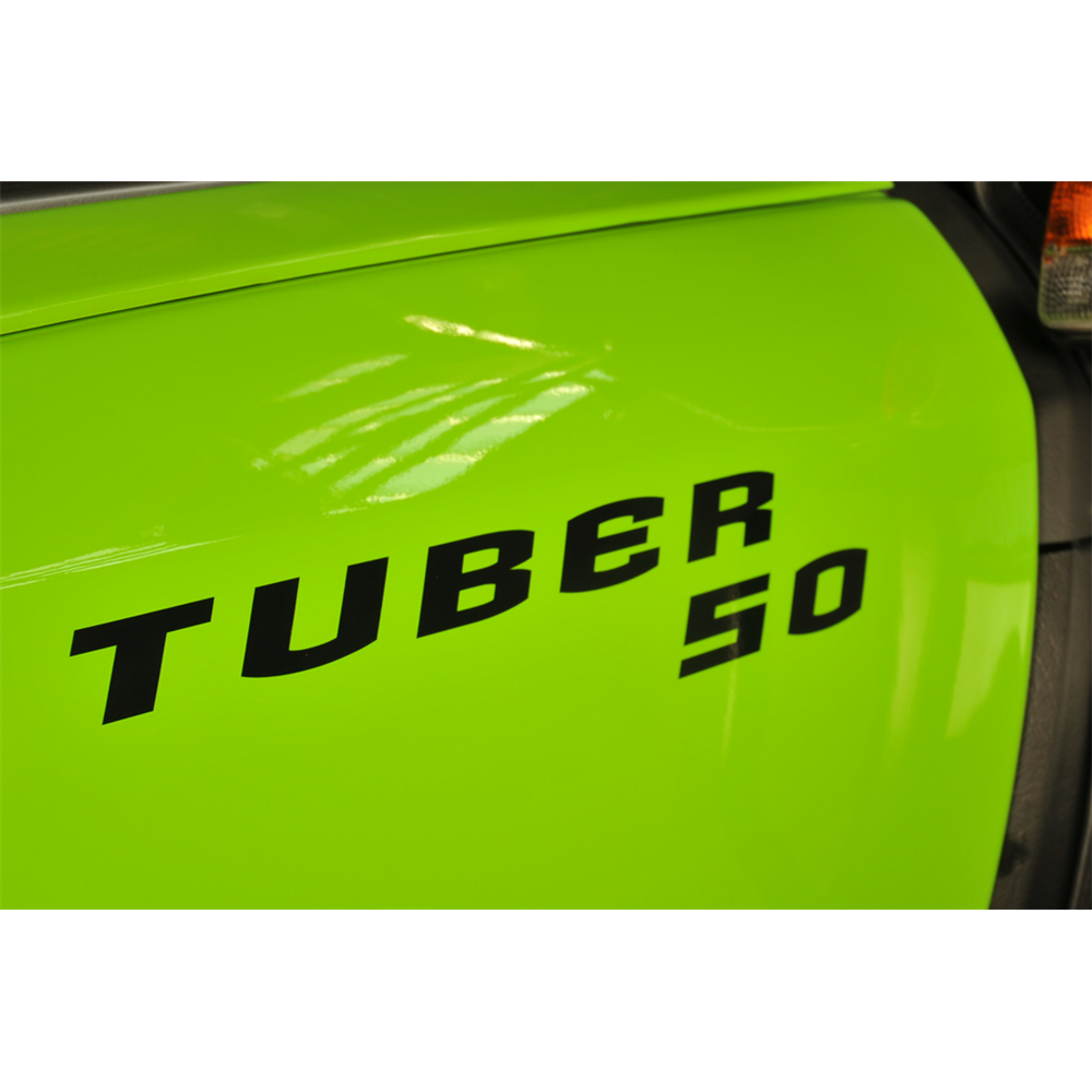 TRAKTOR TUBER 50 TPS LABINPROGRES