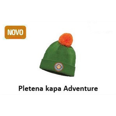 Pletena kapa adventure