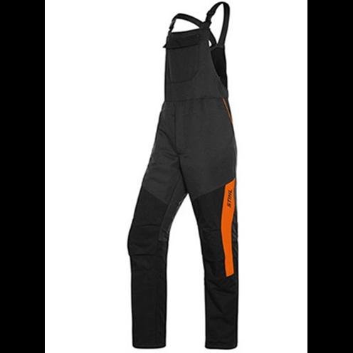 FUNCTION Universal pantalone sa tregerima EN 381 zaštita od posekotina