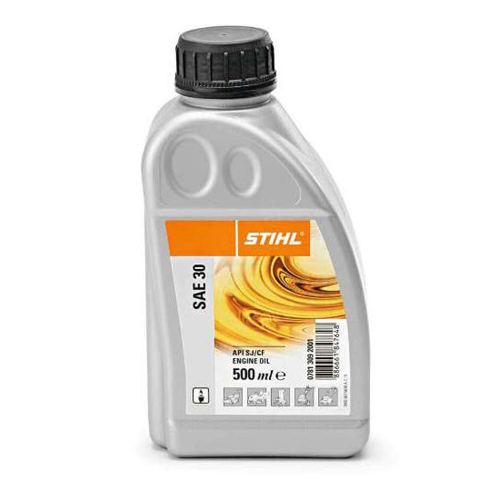 STIHL Ulje za kosačice za travu SAE 30 0.5L