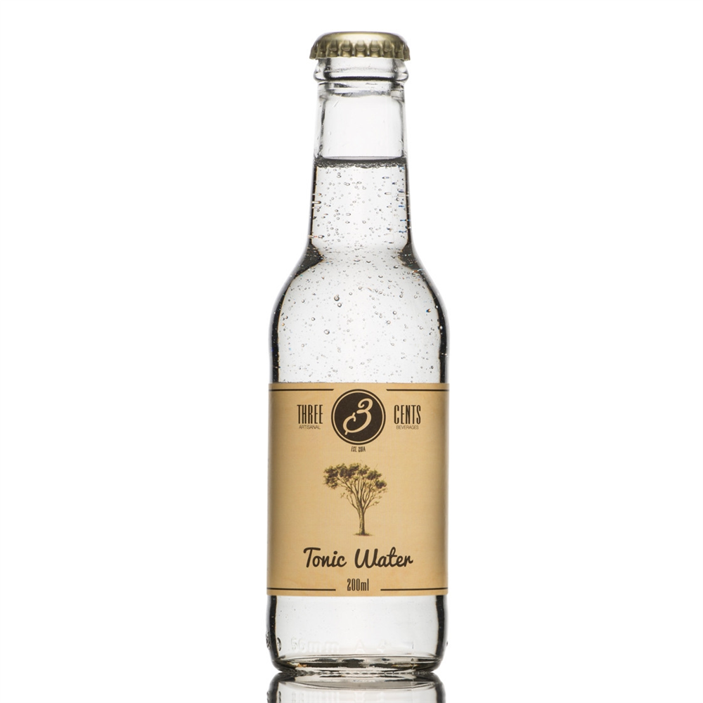 Three Cents Tonic Water 0.20