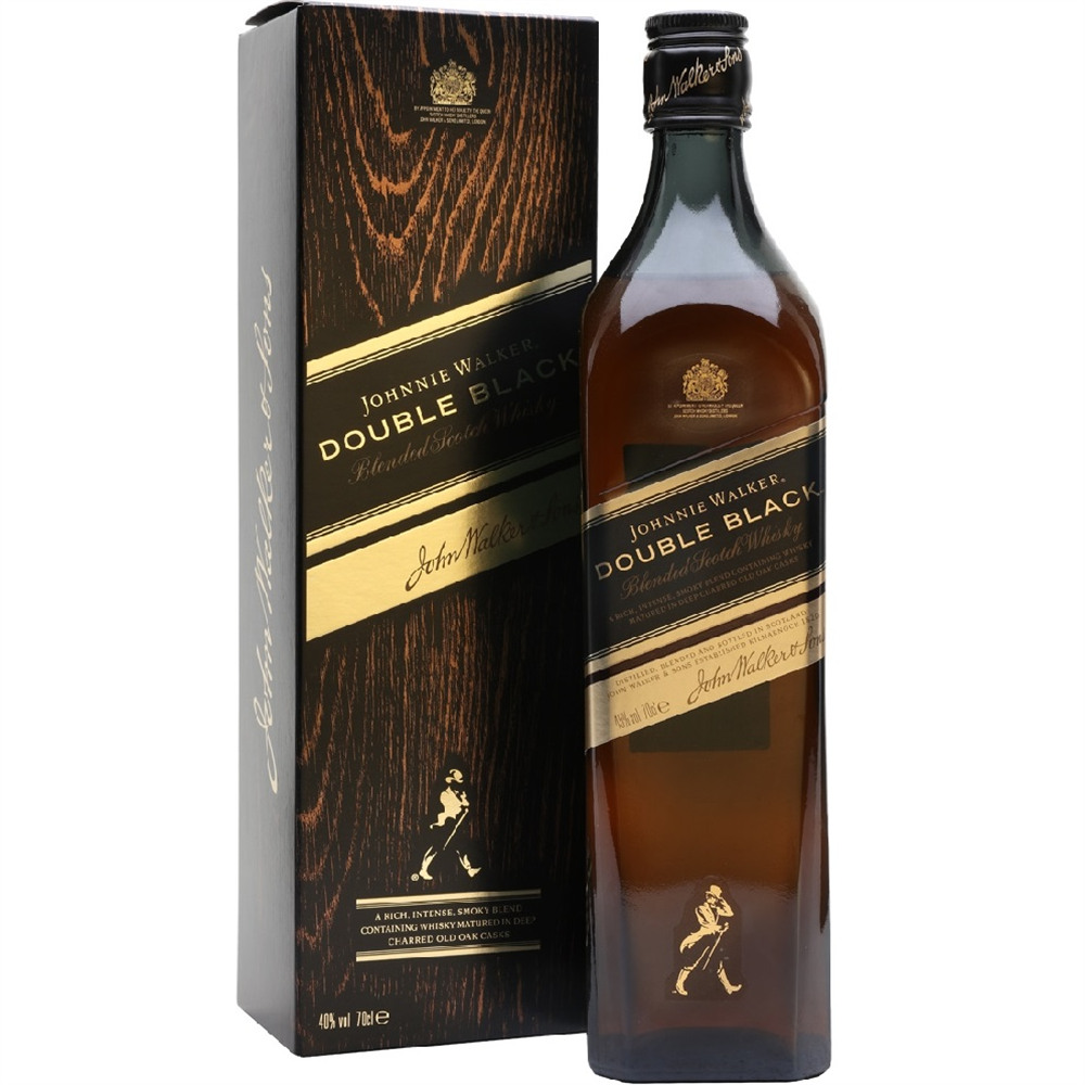 Johnnie Walker Double Black 0.70