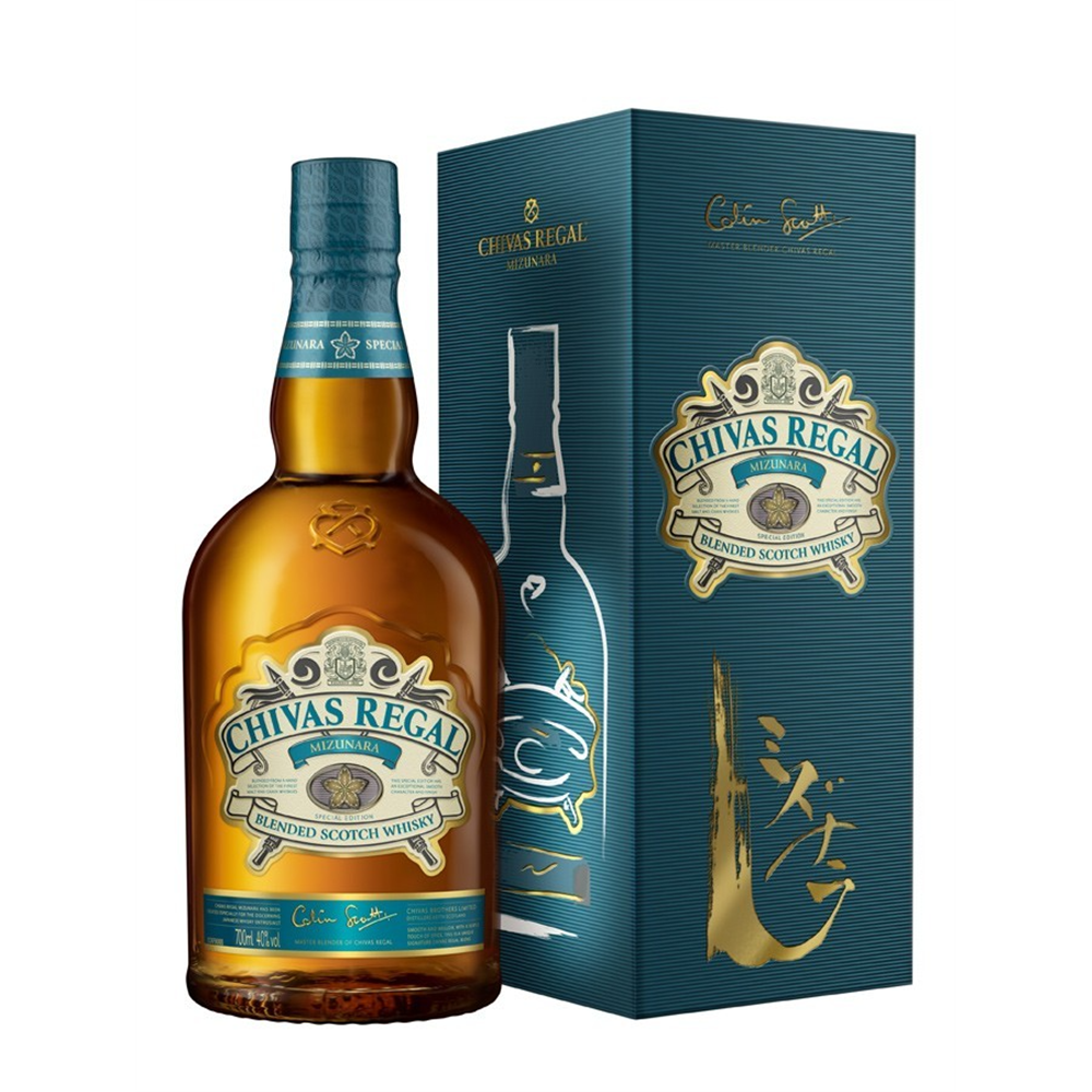 Chivas Regal Mizunara 0.70