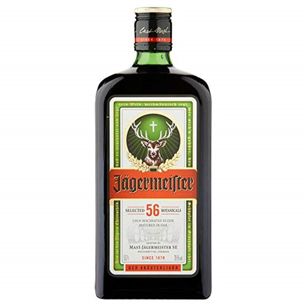 Jagermaister Two Glasses 0.70