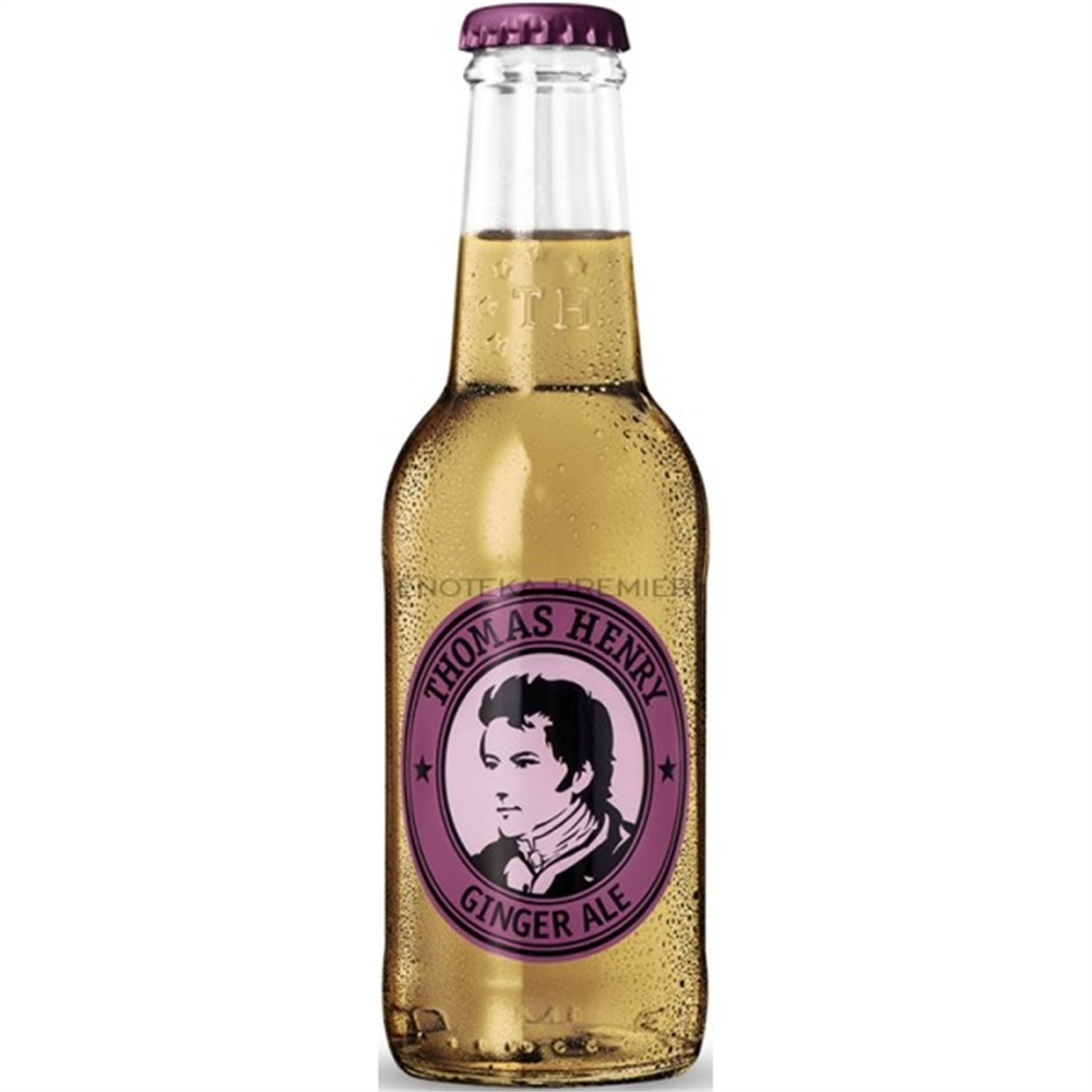 Thomas Henry Ginger Ale 0.20