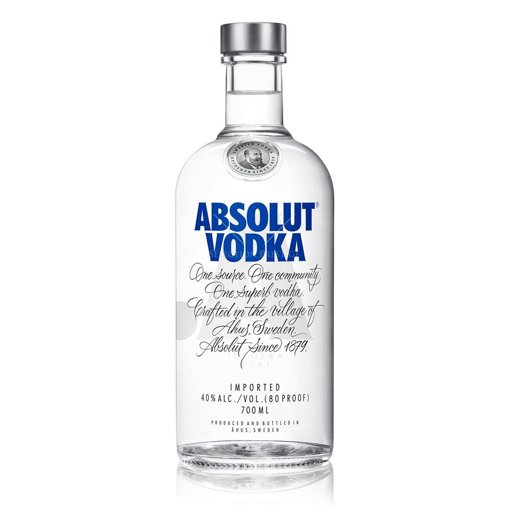 Absolut Blue 0.70
