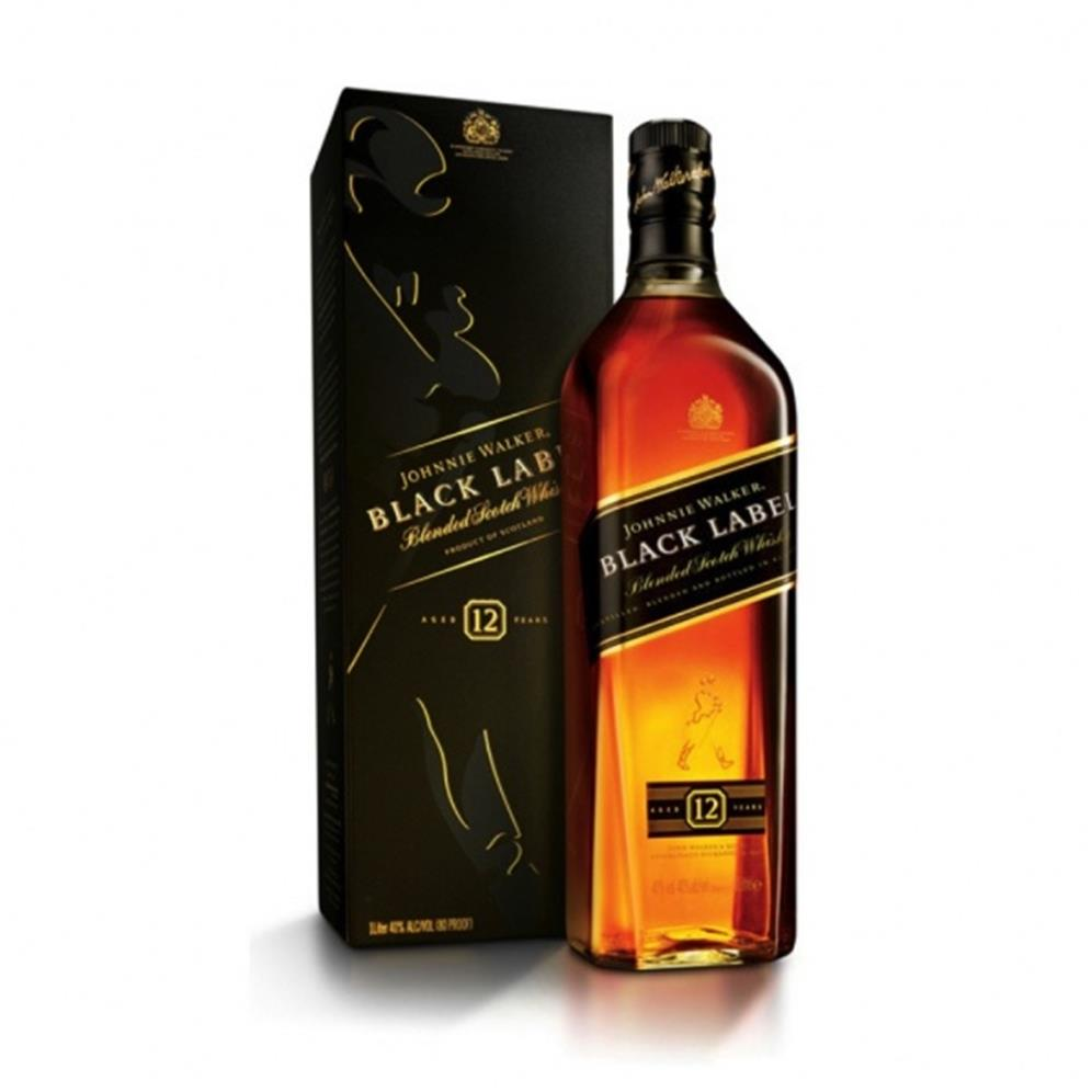 Johnnie Walker Black Label 0.70