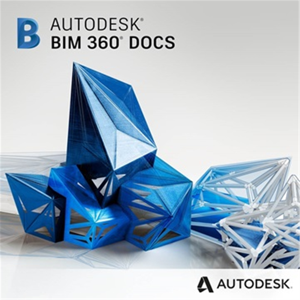BIM 360 Docs - Packs - Single User CLOUD Commercial New Annual Subscription