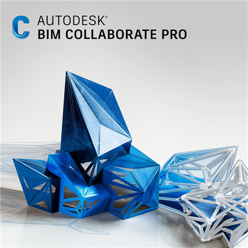 BIM Collaborate Pro - Single User CLOUD Commercial New Annual Subscription