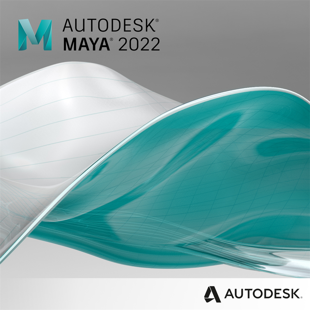 Maya 2022 Commercial New Single-user ELD Annual Subscription