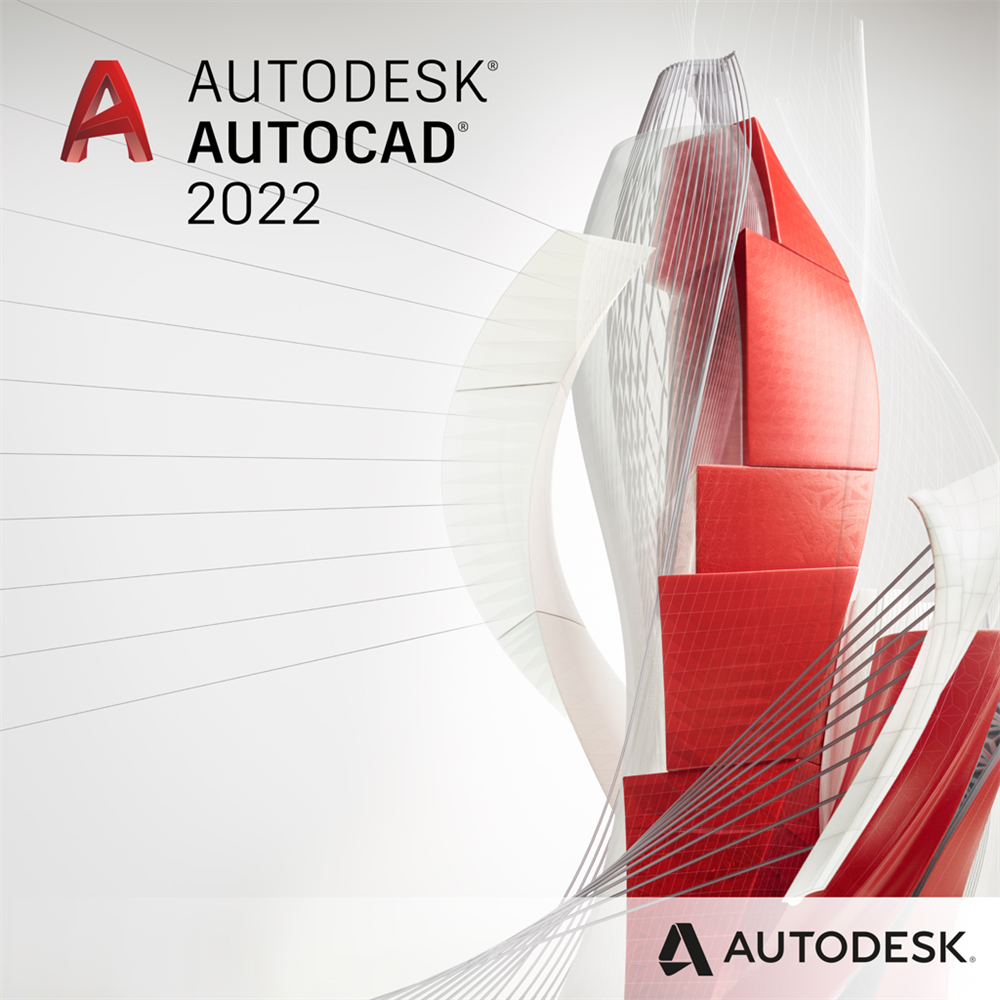 AutoCAD - including specialized toolsets AD Commercial New Single-user ELD Annual Subscription